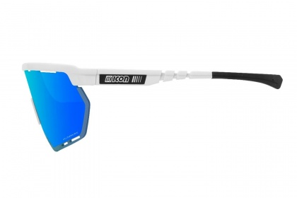 Очки Scicon Aerowing / White Gloss Multimirror Blue