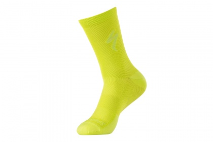 Носки Specialized Soft Air Tall Sock / Желтые