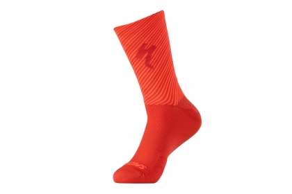 Носки Specialized Soft Air Tall Sock / Красные