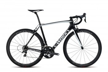 Велосипед Specialized S-Works Tarmac Dura-Ace (2015) / Черно-белый