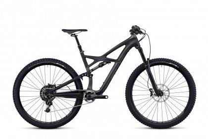 Велосипед Specialized Enduro Expert Carbon 29 (2014) / Серый