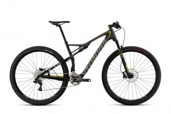 Велосипед Specialized Epic Elite Carbon 29 (2015) / Черно-желтый