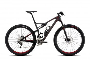 Велосипед Specialized Epic Expert Carbon 29 (2015) / Черно-красный