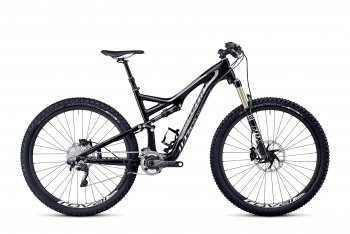 Велосипед Specialized Stumpjumper FSR Expert Carbon 29 (2014) / Черный