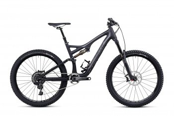 Велосипед Specialized Stumpjumper FSR Expert Carbon Evo 26 (2014) / Серый