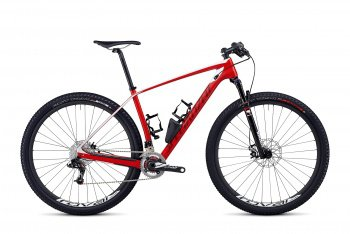 Велосипед Specialized Stumpjumper HT Marathon Carbon 29 (2014) / Красный