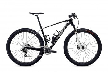 Велосипед Specialized Stumpjumper HT Marathon Carbon 29 (2014) / Черно-белый