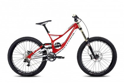 Велосипед Specialized Demo 8 I (2014) / Красный