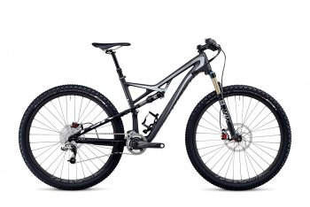 Велосипед Specialized Camber Expert Carbon 29 (2014) / Серый