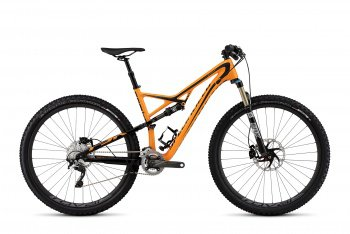 Велосипед Specialized Camber Expert Carbon 29 (2015) / Оранжевый