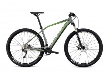 Велосипед Specialized Rockhopper Comp 29 (2015) / Серо-зеленый
