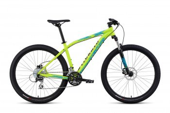 Велосипед Specialized Pitch Sport 650b (2015) / Зеленый