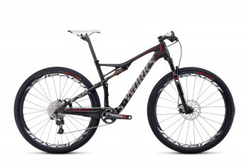 Велосипед Specialized S-Works Epic Carbon 29 World Cup (2014) / Черный