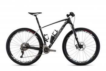 Велосипед Specialized S-Works Stumpjumper HT Carbon 29 (2015) / Черно-белый