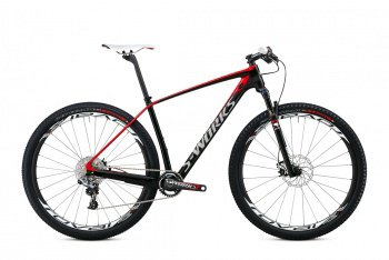 Велосипед Specialized S-Works Stumpjumper HT Carbon World Cup 29 (2014) / Черный