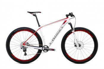 Велосипед Specialized S-Works Stumpjumper HT Carbon World Cup 29 (2014) / Белый
