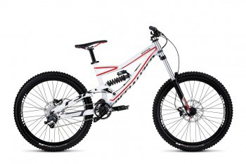 Велосипед Specialized Status II (2012) / Белый