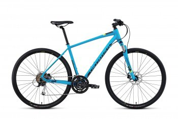 Велосипед Specialized Crosstrail Sport Disc (2015) / Голубой
