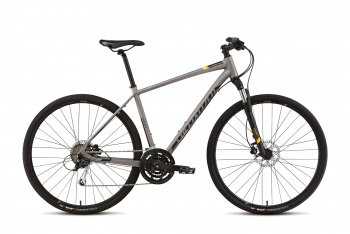Велосипед Specialized Crosstrail Sport Disc (2015) / Серый