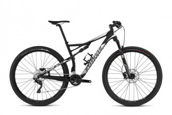 Велосипед Specialized Epic Comp 29 (2016) / Черно-белый