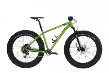 Фэтбайк Specialized Fatboy Pro Trail (2016) / Зеленый