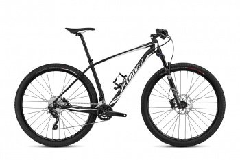 Велосипед Specialized Stumpjumper HT Comp 29 (2016) / Черно-белый