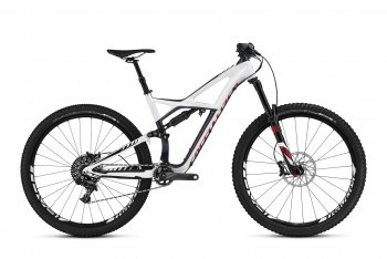 Велосипед Specialized Enduro Expert Carbon 29 (2016) / Сине-белый