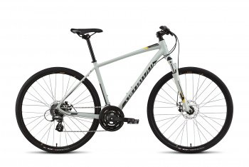 Велосипед Specialized Crosstrail Disc (2015) / Нежно-зеленый
