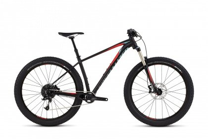 Велосипед Specialized Fuse Comp 6Fattie (2016) / Черный