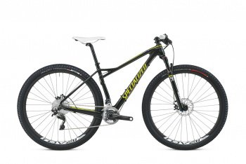 Велосипед Specialized Fate Expert Carbon 29 (2014) / Черный