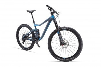 Велосипед Giant Trance Advanced 27.5 0 (2016) / Синий