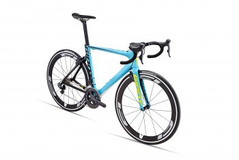 Велосипед Giant Propel Advanced 0 (2016) / Синий