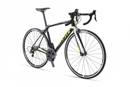 Велосипед Giant TCR Advanced 1 (2016) / Черный