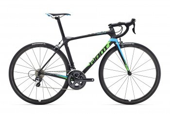 Велосипед Giant TCR Advanced Pro 1 (2016) / Черный