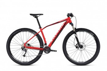 Велосипед Specialized Rockhopper Comp 29 (2016) / Красный