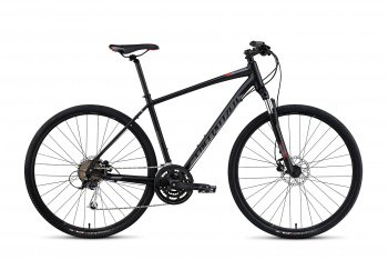 Велосипед Specialized Crosstrail Sport Disc (2016) / Серый