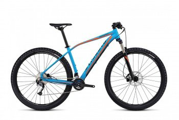 Велосипед Specialized Rockhopper Comp 29 (2016) / Голубой