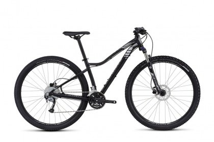 Велосипед Specialized Jett 29 (2016) / Чёрный