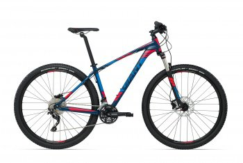 Велосипед Giant Talon 29er 2 LTD (2016) / Cиний